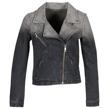 Vêtements Femme Vestes en jean Volcom DENIMES Noir