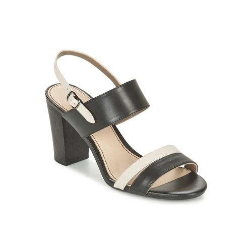 Chaussures Femme Sandales et Nu-pieds Hush puppies MOLLY MALIA Noir