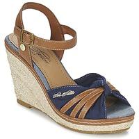 Chaussures Femme Sandales et Nu-pieds Tom Tailor BASTIOL Marine