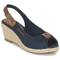 Chaussures Femme Sandales et Nu-pieds Tom Tailor FARALO Marine
