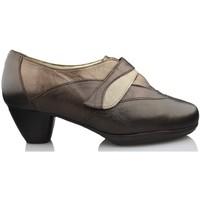 Chaussures Femme Escarpins Drucker Calzapedic confortable talon de la chaussure BRUN