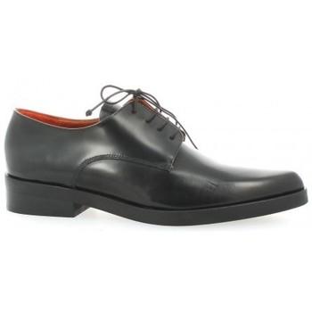 Chaussures Homme Derbies Elizabeth Stuart Derby cuir glacé Noir