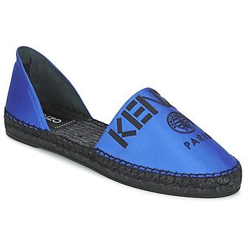Chaussures Femme Espadrilles Kenzo D'ORSAY Bleu