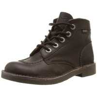 Chaussures Fille Boots Kickers 209034 marron