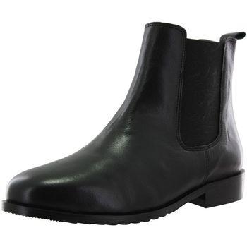 Chaussures Femme Bottines Santafe erika noir