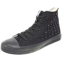 Chaussures Garçon Baskets montantes Be Someone a42bso002 noir