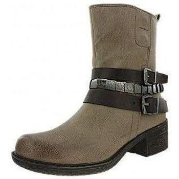 Chaussures Femme Bottines Marco Tozzi 25474 marron