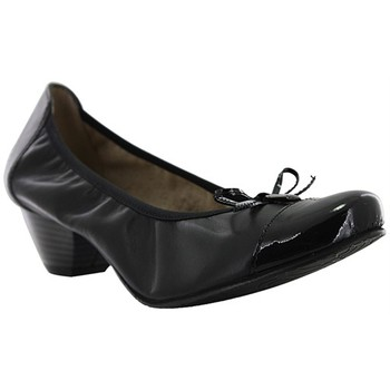 Chaussures Femme Escarpins Santafe irene noir