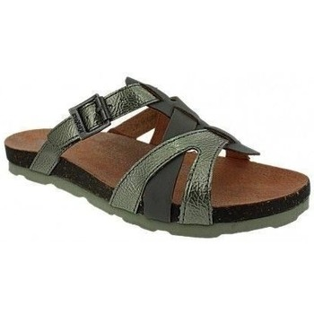 Chaussures Fille Sandales et Nu-pieds Kickers dolia argent