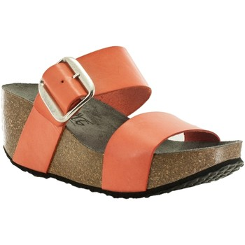 Chaussures Femme Sabots Santafe santa today orange