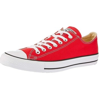 Chaussures Femme Baskets basses Converse all star ox f rouge