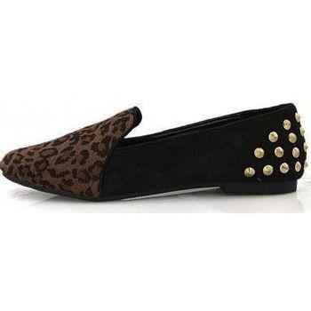 Chaussures Femme Mocassins Toscania galop noir