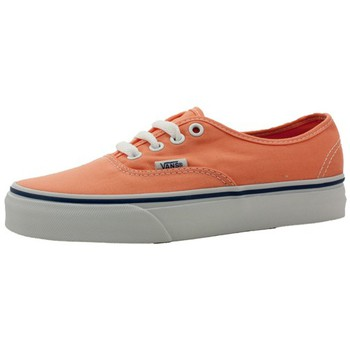 Chaussures Homme Baskets basses Vans authentic orange
