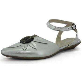 Chaussures Femme Sandales et Nu-pieds Babelou bab008 argent
