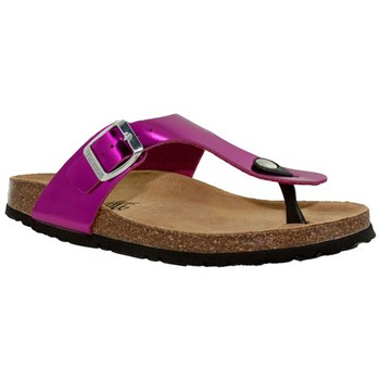 Chaussures Femme Tongs Santafe bio lady rose