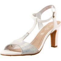 Chaussures Femme Sandales et Nu-pieds Initiale Paris 04156 blanc