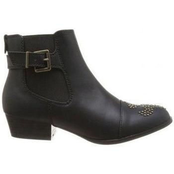 Chaussures Femme Bottines Elite d13elite060 noir