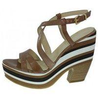 Chaussures Femme Sandales et Nu-pieds Elizabeth Stuart stuart001 camel