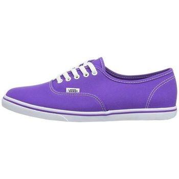 Chaussures Femme Baskets basses Vans d63vans031 violet