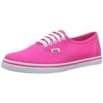 Chaussures Femme Baskets basses Vans d73vans031 rose