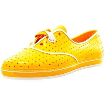 Chaussures Femme Derbies Mel 32075 jaune