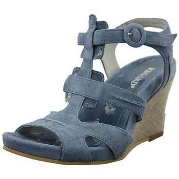 Chaussures Femme Sandales et Nu-pieds Regard e21regard004 bleu