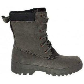 Chaussures Femme Boots Caterpillar e23cat001 gris