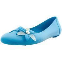 Chaussures Femme Ballerines / babies Méduse sambadec bleu