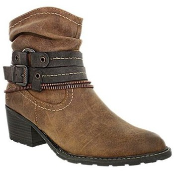 Chaussures Femme Bottines Marco Tozzi e24mtozzi038 marron