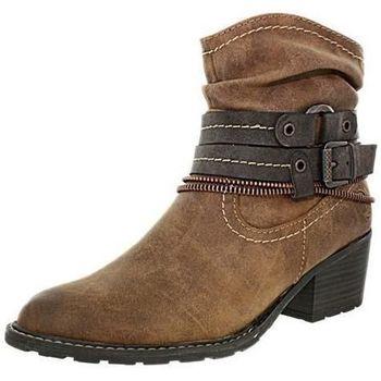 Chaussures Femme Bottines Marco Tozzi e24mtozzi038 marron