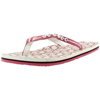 Chaussures Femme Tongs Cobian scr08-650 rose