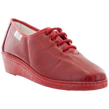 Chaussures Femme Derbies Goes 6626 rouge