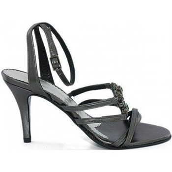 Chaussures Femme Sandales et Nu-pieds Christian Rossi 1065 gris