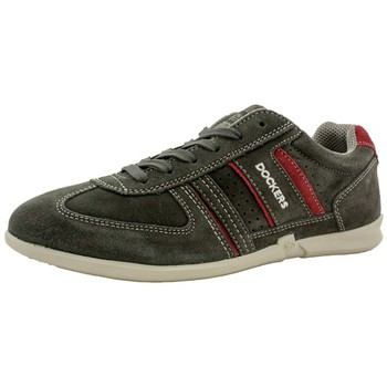 Chaussures Homme Baskets basses Dockers by Gerli 34sa001 gris