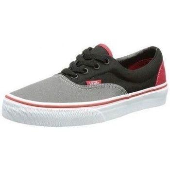 Chaussures Femme Baskets basses Vans g12vans024 gris