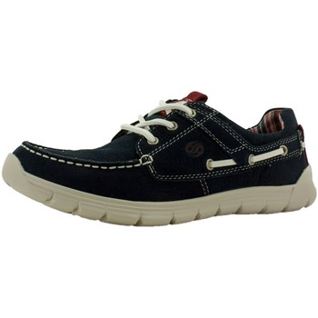 Chaussures Homme Chaussures bateau Dockers by Gerli 36mb001 bleu