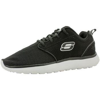 skechers 51403 noir chaussures baskets basses homme 54 90. Black Bedroom Furniture Sets. Home Design Ideas
