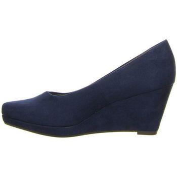 Chaussures Femme Escarpins Tamaris 22434 bleu