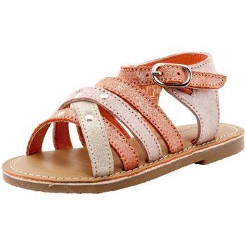 Chaussures Garçon Sandales et Nu-pieds Sucre D'orge 76218 multicolore