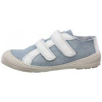 Chaussures Fille Baskets basses Pataugas h43patau109 bleu