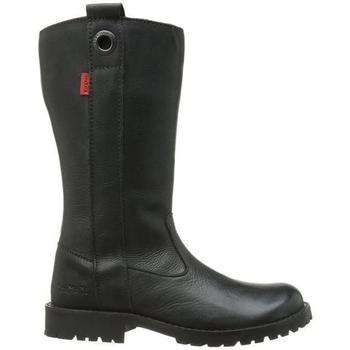 Chaussures Femme Bottes ville Kickers h44kick200 noir