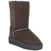 Chaussures Fille Boots Toscania h54toscania001 marron