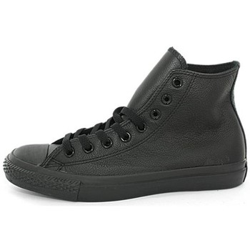 baskets mode ct as leather mono femme converse ctas hi mono lth f 40 Noir HMhLP5e2