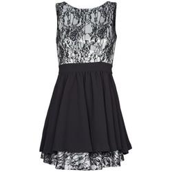 Vêtements Femme Robes courtes Manoukian 612539 Noir