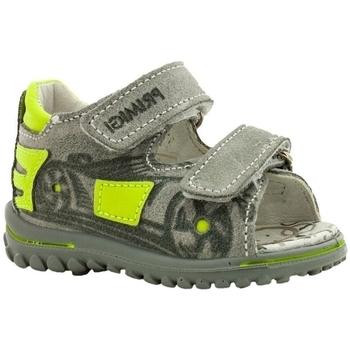Chaussures Fille Sandales et Nu-pieds Primigi paolo gris