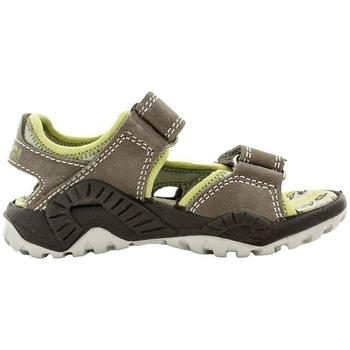 Chaussures Fille Sandales et Nu-pieds Primigi damia gris