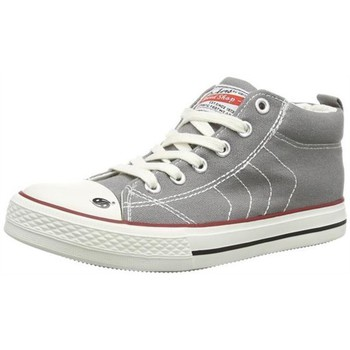 Chaussures Fille Baskets basses Dockers by Gerli k64docks057 gris