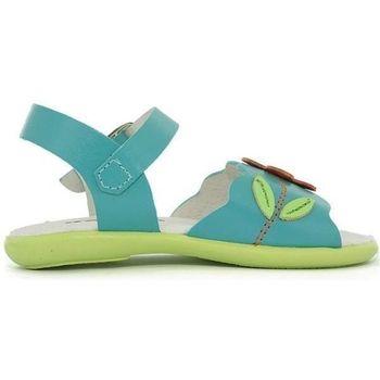 Chaussures Fille Sandales et Nu-pieds Boleta k65boleta003 bleu