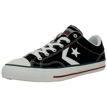 Chaussures Homme Baskets basses Converse star player ox h noir