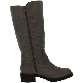 Chaussures Femme Bottes ville MTNG 90180 beige
